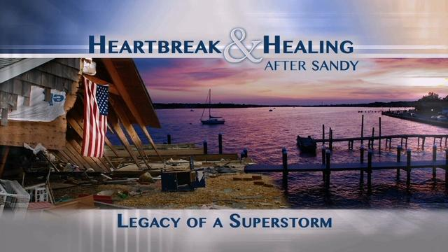 Heartbreak and Healing After Sandy