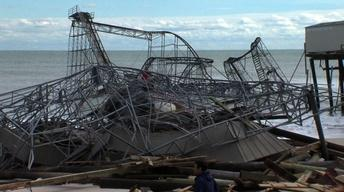 Oct. 29, 2013: Hurricane Sandy Anniversary, Christie, FEMA