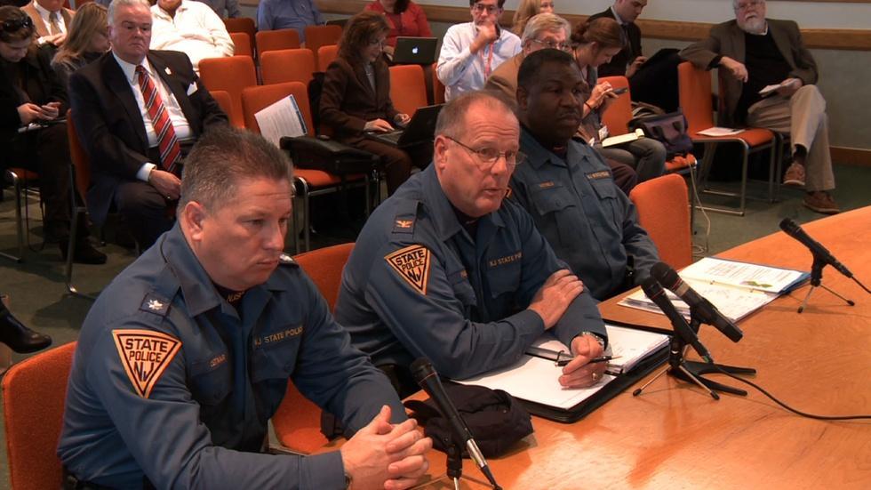 Major Files Lawsuit Against State Police Alleging Racial Dis image