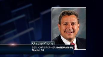 Sen. Bateman Says Sen. Kean is Holding a Grudge