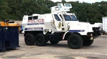 Bergen County Sheriff Puts Military Vehicle Order on Hold