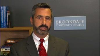 Interim Brookdale President Says School Offers Affordability