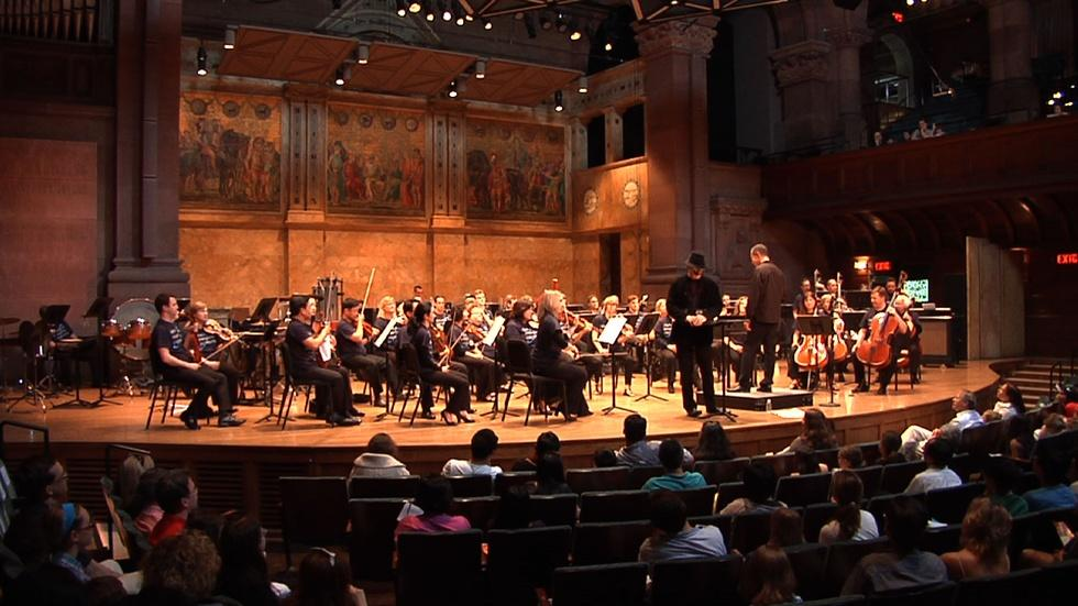 Princeton Symphony Orchestra Shows Kids Classical Music image
