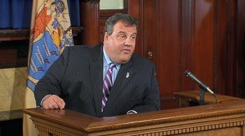 Christie Reacts to Rejection of Harris to Supreme Court
