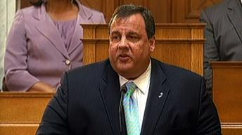Christie Urges Leglislators to Act on Tax Relief