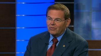Menendez Disagrees With Obama's $250,000 Tax Cut Cap