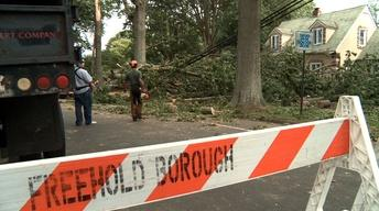 Another Weekend Storm Results in Power Outage and One Death