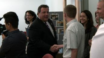 Christie Commits Funds for Autism Programs and Services