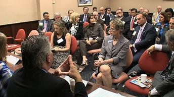 Lawmakers Gather to Hear Small Business Owners' Concerns
