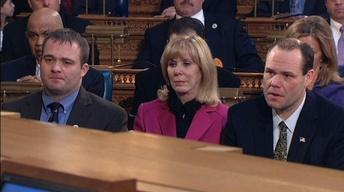 NJToday Special Report: Governor Christie Eulogizes Alex...