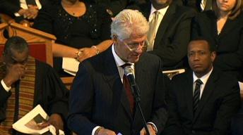 Bill Clinton Remembers Donald Payne