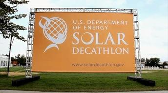 Stevens Students Participate in Solar Decathlon