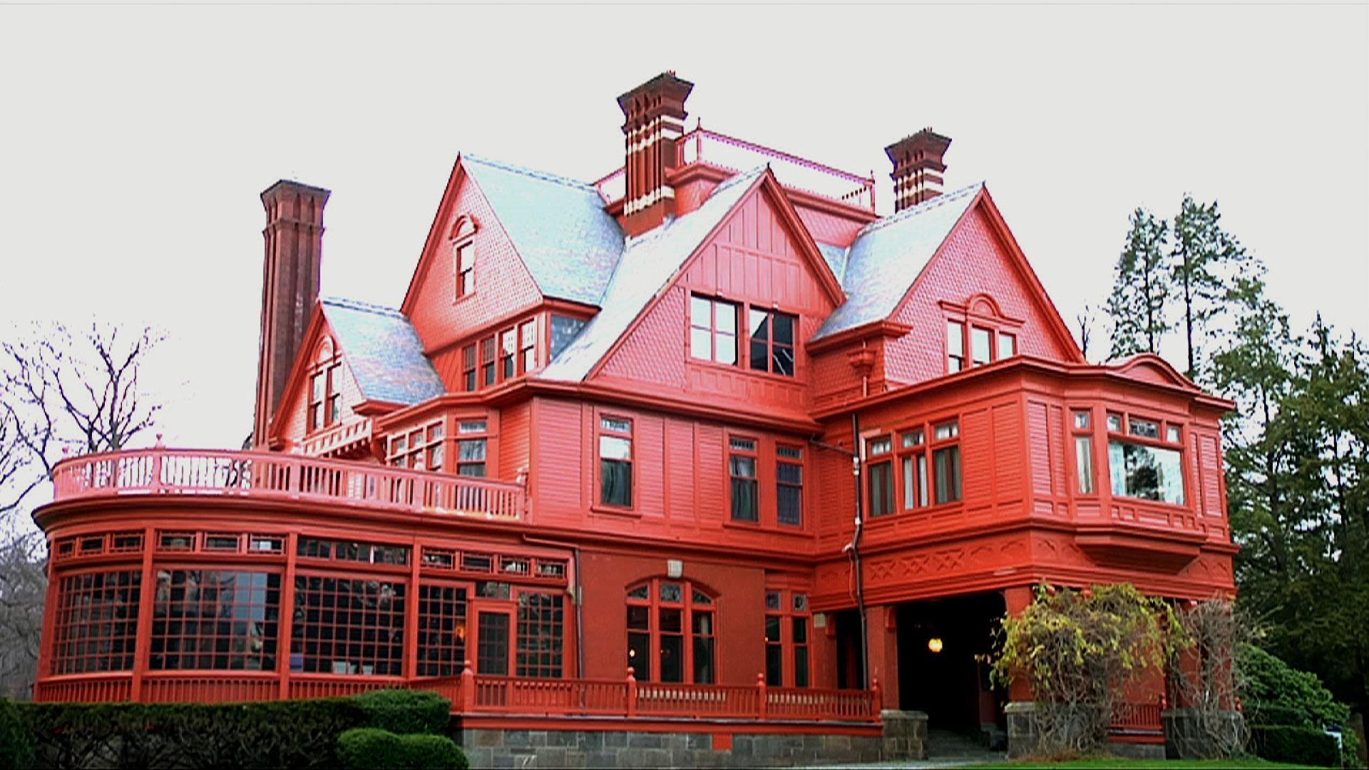 Video thomas edison 39 s glenmont estate watch njtv news for Edison home show