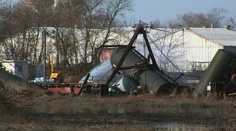 Paulsboro Residents Have Questions After Derailment