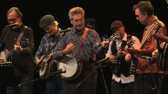 Banjo Masters on Tour