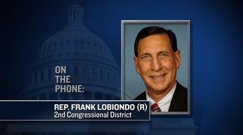 Congressman LoBiondo Discusses Delayed Sandy Relief Vote
