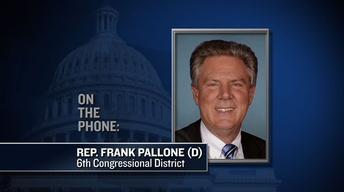 Rep. Pallone Upset by Delayed Sandy Aid Bill Vote