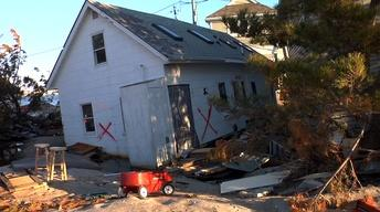 Hurricane Sandy Damage Causes Shore Towns to Lose Revenues