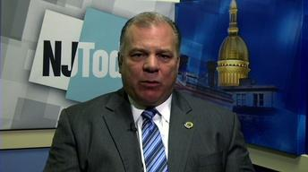 Senate President Talks Recent Compromises, Sandy Recovery