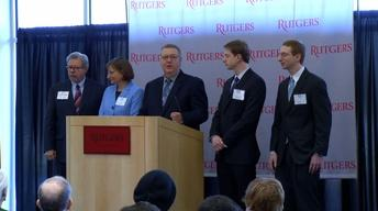 Tyler Clementi Center Opens at Rutgers to Help Youth
