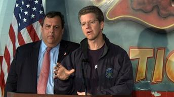 HUD Secretary Discusses First Batch of Sandy Aid