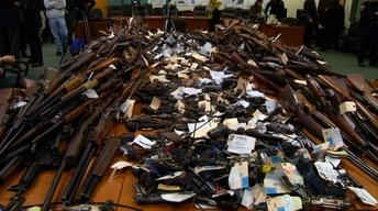 Essex County Gun Buyback Takes 1,700 Weapons Off the Streets