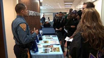NJ State Police Recruit New Members