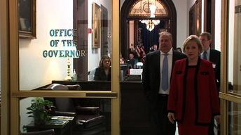 February 25, 2013: State Budget, Christie, Anne Hathaway
