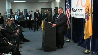 March 11, 2013: Christie, Child Porn Crackdown, Bob Menendez