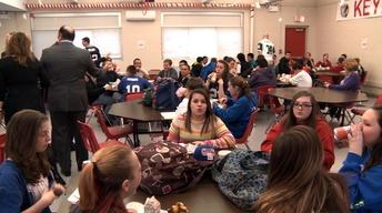Displaced Storm Victims Eat for Free with National Program