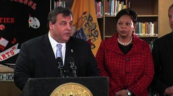 Christie Announces State Takeover of Camden City Schools