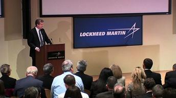 Governor, Lawmakers Celebrate Lockheed Martin Navy Contract