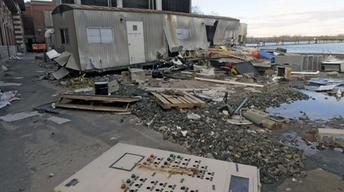 Ellis Island Still Closed Due to Sandy Damage