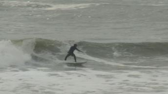 Sandy Has Changed Surfing Conditions at Jersey Shore