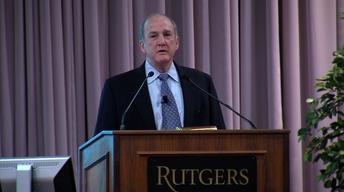 Rutgers President Questioned About Scandal During Town Hall
