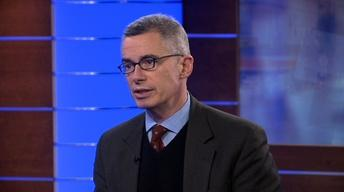 McGreevey Says He'll Never Reenter Politics