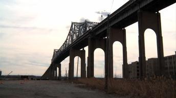 April: 24, 2013: Port Authority, Bridge Project, Gas Prices