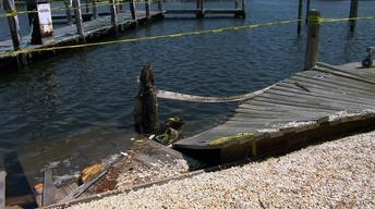 Marina Owners Try to Get Back to Business After Sandy