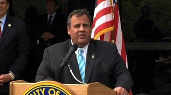 May 7, 2013: Christie Weight Loss Surgery, Sandy Hook, Buono