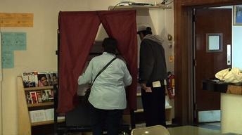 May 10, 2013: Newark Archdiocese, Early Voting, Barneget Bay