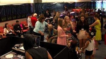 Children's Specialized Hospital Holds Prom for Patients