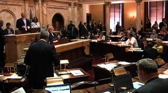 May 30, 2013: Gun Control, Newark Mayoral Race, Cicadas
