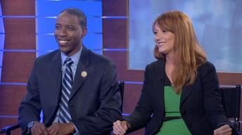 Roundtable: Jamel Holley and Jeannette Hoffman