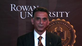 Rowan President Pleased with College Merger Progress