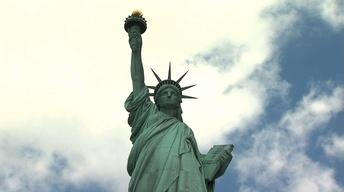 Statue of Liberty Reopens for Independence Day After Sandy