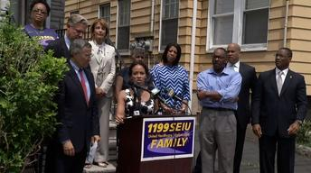 Five Democrats on the Ballot Come Together on Foreclosure