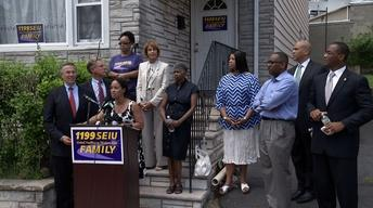 July 9, 2013: Food Stamps, World Changers, Lonegan, Currie