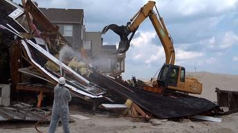 Demo of Sandy-Ravaged Homes to be Done by End of Summer