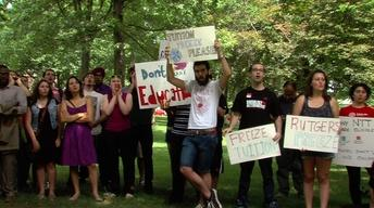 Rutgers Raises Tuition 3.3 Percent Despite Student Protests