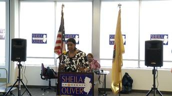 July 24, 2013: Sheila Oliver, Marriage Equality, Rutgers